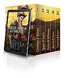 Lenox Ranch Cowboys - The Complete Boxed Set: Books 1 - 5