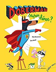 Doberman super-héros