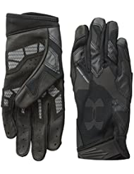 Under Armour Ua Renegade - Guantes para hombre, color negro, talla XL