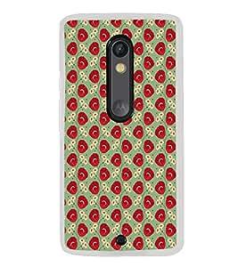 ifasho Designer Phone Back Case Cover Motorola Moto G3 :: Motorola Moto G (3rd Gen) :: Motorola Moto G3 Dual SIM ( Tiger Face Classic Tiger Look Anger Tiger Oil Look )