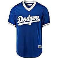 Majestic Los Angeles Dodgers Cool Base MLB Trikot Fashion Blau