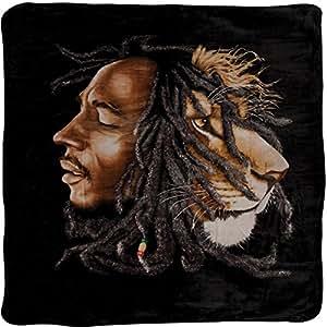 Bob Marley Couverture rasta