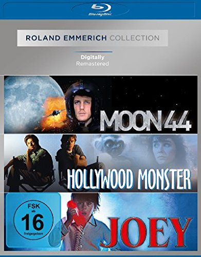 Roland Emmerich Collection [3 DVDs]