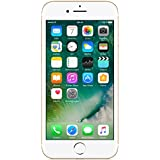 Apple iPhone 7 Smartphone (11,9 cm (4,7 Zoll), 128GB interner Speicher, iOS 10) gold