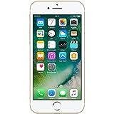 Apple iPhone 7 Smartphone (11,9 cm (4,7 Zoll), 32GB interner Speicher, iOS 10) gold