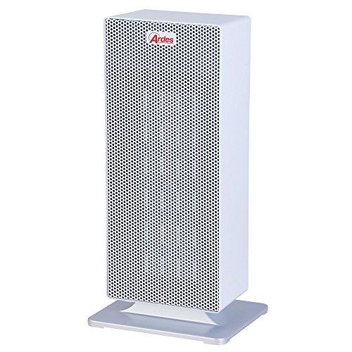 Ardes 4P02 Weiß 2000W Elektrische Raumheizung - Elektrische Raumheizungen (Keramik, Flur, Weiß, Metall, 2000 W, 65 m³)