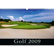 Golfkalender 2009: Deutschlands schönste Golfplätze