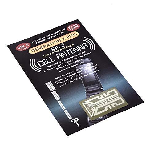 cuffslee Mobiler Antennenverstärker Handy-Signalverstärker Die neueste SP-2-Antenne Generation X Plus
