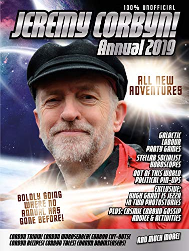 The Unofficial Jeremy Corbyn Annual 2019 (Annuals 2019) por Adam G. Goodwin