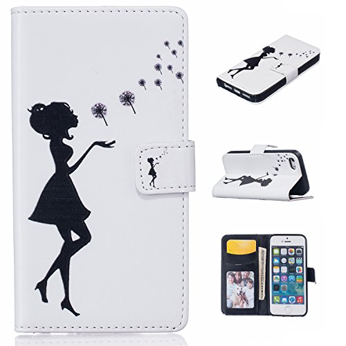 iphone-5s-case-anfire-iphone-5-leather-flip-wallet-case-premium-pu-protective-back-cover-girl-dandel