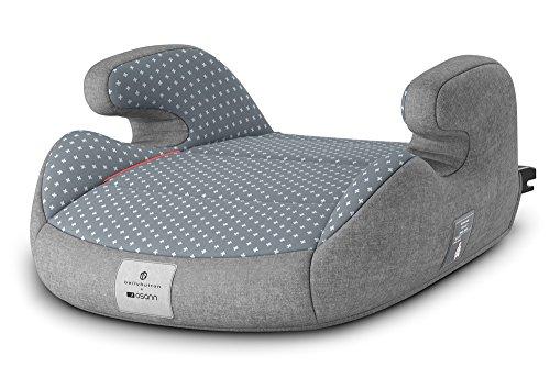 Preisvergleich Produktbild Osann Junior Sitzerhöhung Isofix, Kollektion 2018 - Bellybutton Steel Grey