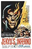 Two Faces Of Dr Jekyll Poster 02 A3 Box Canvas Print