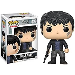POP! Vinilo - The 100: Bellamy Blake