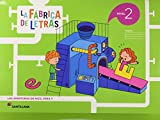 LA FABRICA DE LAS LETRAS NIVEL 2-9788468033884