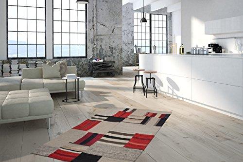 Tapis Classique Kilim Madre 240 x 150cm Multi 80cm