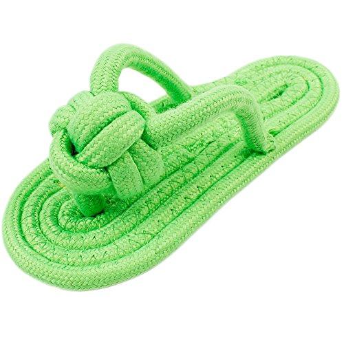 LAAT Seil Kauwurzeln Baumwolle Langlebig und Spielzeug Tier-Form Karotte 1pc (2)