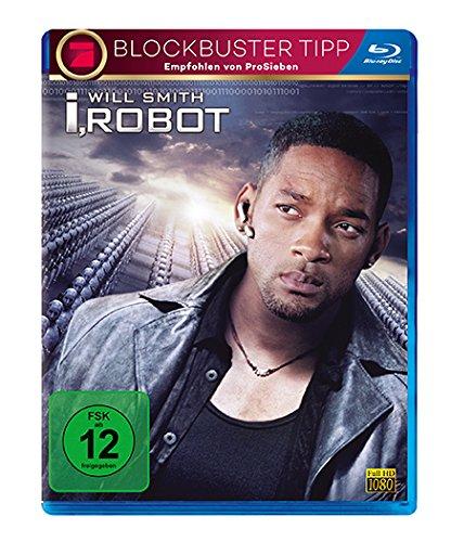 I,Robot [Blu-ray] (I Am Legend Blu Ray)