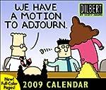 Dilbert Day to Day Calendar 2009