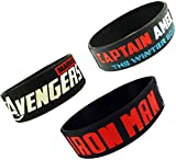 #10: marvels iron man wrist band