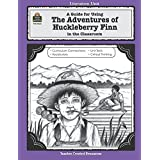 A Guide for Using The Adventures of Huckleberry Finn in the Classroom (Literature Units)