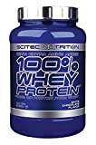 Scitec Nutrition 100% Whey Protein 920g Chocolate blanco