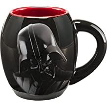 Star Wars Darth Vader - Taza oval de cerámica en paquete regalo 11 cm (500 ml)