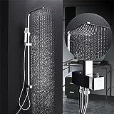 Badezimmer Dusche Wasserhahn Set Badewanne Dusche Wände Badezimmer Wasserhahn Dusche Wanddusche Badewanne Wasserhahn Mischer Chrom