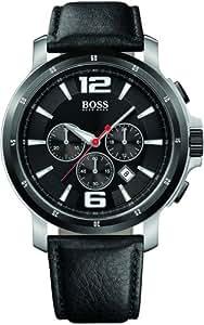 Hugo Boss Gents Chrono Men's watch With Ceramic Elements