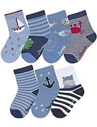 Jungen Fli SUN Krabbe Socken , Herstellergr/ö/ße Sterntaler Baby Marine 300 per pack Blau