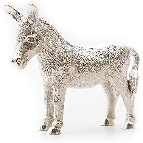 Asino Made in UK, Collezione Statuetta Artistici Stile animale