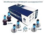 Xenon Effekt Auto Lampen Scheinwerfer H11H7H7, 6er Pack