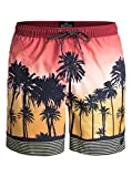 Quiksilver Sunset Vibes Volley 17 - XL - Orange