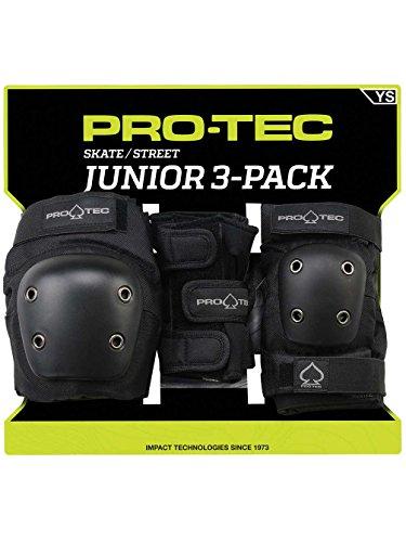 Kinder Protektor PRO-TEC Street Gear 3-Pack Boys