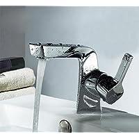 sbwylt-hot e freddo Lavatory rubinetto doppio Kong sankong rubinetto piedistallo rubinetti