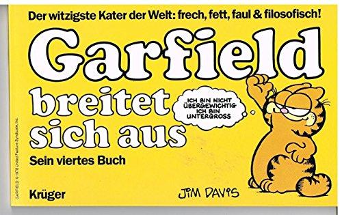 Preisvergleich Produktbild Garfield,  Bd.4,  Garfield breitet sich aus (Garfield (German Titles))