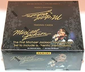 2011 Panini Michael Jackson Trading Card Hobby Box 24 Packs by Panini (English Manual)