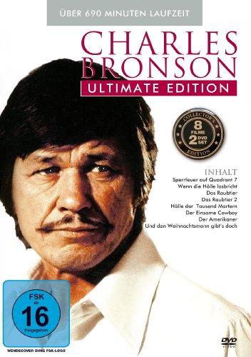 Bild von Charles Bronson - Ultimate Editon [2 DVDs]