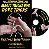 MAGIC TRICKS DVD - An Amazing Magic Tricks DVD Collection of Classic Rope Tricks and Stunning Magic Tricks with Rings and Strings, All Fully Demonstrated and Explained in Easy to Follow, Step-by-Step Videos. A Must for Both Experienced Magician and Magical Beginner to Baffle Friends and Blow the Minds of Any Audience