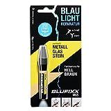 BLUFIXX MGS für Metall, Glas und Stein - Nachfüllkartusche, Hellbraun