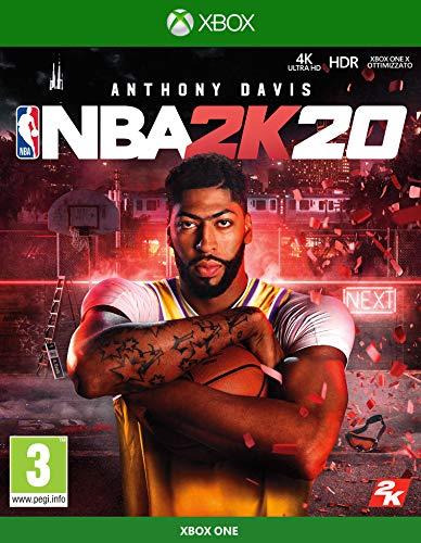 Foto Nba 2K20 - Standard Plus Edition - Esclusiva Amazon - Xbox One