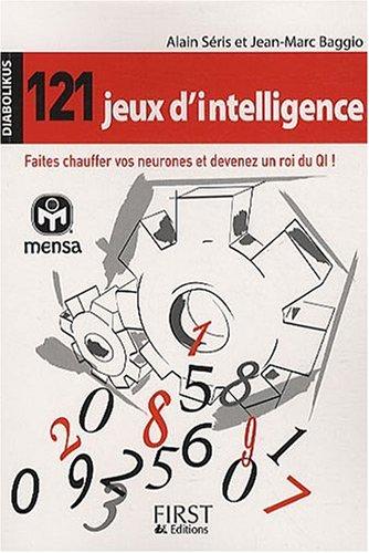 121 JEUX D'INTELLIGENCE