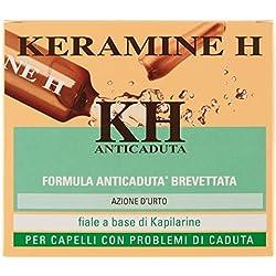 Keramine H - Fiala Anticaduta per capelli - 12 monodose