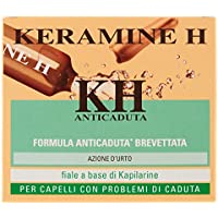 Keramine H,KH Fiala Anticaduta per Capelli,12 Monodose