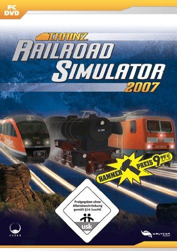 Preisvergleich Produktbild Trainz Railroad Simulator 2007