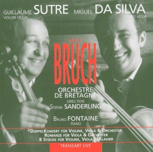 Doppelkonzert Pour Violon, Alto Et Violoncelle - Romance Pour Alto Et Orchestre...