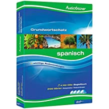 Audiotrainer Grundwortschatz, Spanisch Niveau A1 + A2