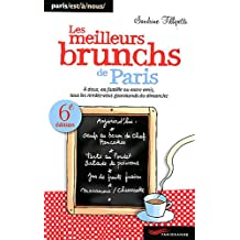 MEILLEURS BRUNCHS PARIS 2012