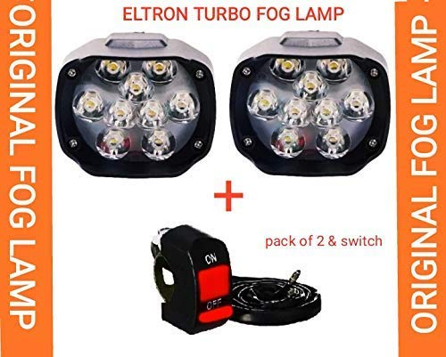 ELTRON TURBO High Beam LED Fog Lamp