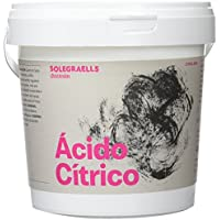 Guzmán Gastronomía Acido Cítrico ...