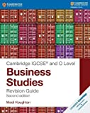 IGCSE and O Level Business Studies Revision Guide (Cambridge International IGCSE)